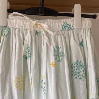 SM2 - SM2 花と鳥柄スカート