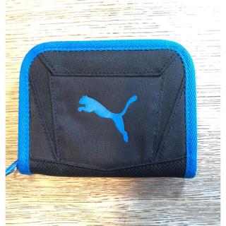プーマ(PUMA)のPUMA 二つ折り財布🔵美品❗️(財布)