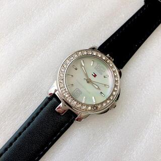 TOMMY HILFIGER - TOMMY  HILFIGER レディースクォーツ腕時計 稼動品 ベルト未使用