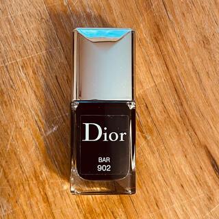 Christian Dior - ディオール ヴェルニ 902 ブラック 黒 限定色 完売