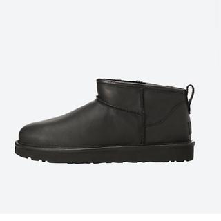 アグ(UGG)の【新品未使用】 UGG  ショートブーツ  ウルトラミニ 25cm(ブーツ)