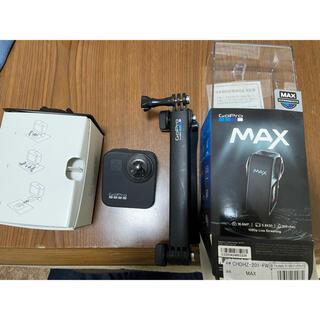GoPro - GoPro Max 中古品です 自撮り棒GoPro正規品です