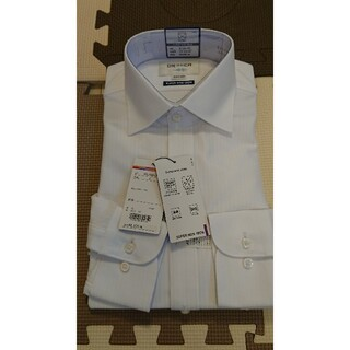 ORIHICA - 【新品】オリヒカ スーパーノンアイロン ビジネスシャツ ハイクラス 白 Sサイズ