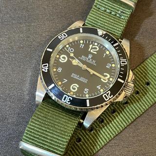 ROLEX - ROLEX  ロレックス 軍用 自動巻 ミリタリー アンティーク 機械式時計