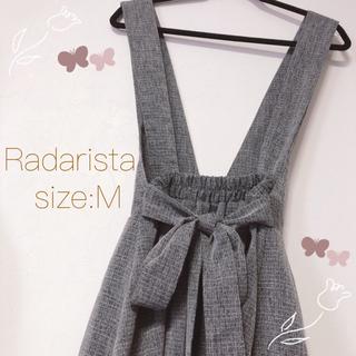 イング(INGNI)の★ Radarista ジャンスカ ★(ひざ丈ワンピース)
