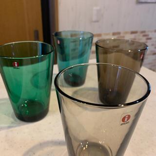 1月のみお値下げ❣️イッタラ カルティオ グラス 4点