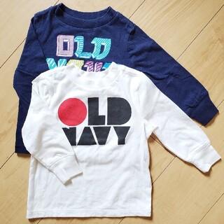 オールドネイビー(Old Navy)のオールドネイビー 90 2着(Tシャツ/カットソー)