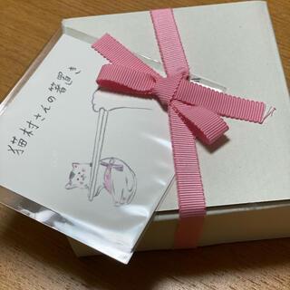 新品未使用♡猫村さんの箸置き♡(カトラリー/箸)