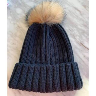 ビームス(BEAMS)の帽子 ニット帽 ニットキャップ(ニット帽/ビーニー)