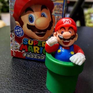 フルタセイカ(フルタ製菓)のチョコエッグ マリオ シークレット(ゲームキャラクター)