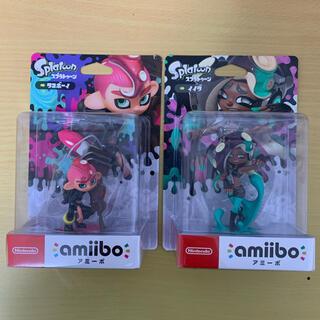 ニンテンドースイッチ(Nintendo Switch)のamiibo スプラトゥーン アミーボ イイダ タコボーイ(ゲームキャラクター)