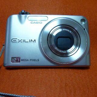 CASIO - コンパクトデジタルカメラ カシオ・EX-Z1200