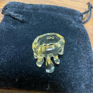 キューポット(Q-pot.)のQ-potキューポットメルティリング ロリィタケイティルルゲッタMILK(リング(指輪))