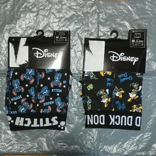 ディズニー(Disney)のスティッチ ドナルドダック ボクサーパンツ(ボクサーパンツ)