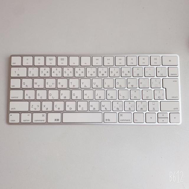 Apple(アップル)のMagic Keyboard 2  Apple純正 スマホ/家電/カメラのPC/タブレット(PC周辺機器)の商品写真