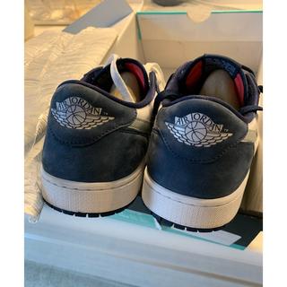 NIKE - Nike SB JORDAN 1 LOW MIDNIGHT NAVY 29CM