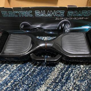 エレクトリックコテージ(ELECTRIC COTTAGE)のセグウェイ エレクトリックバランスボード ほぼ新品(その他)