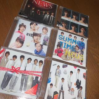 ニュース(NEWS)のNEWS CD まとめ売り(アイドルグッズ)