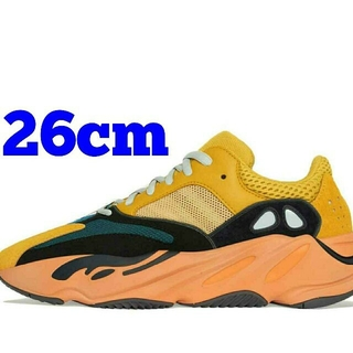adidas - 26cm ADIDAS YEEZY BOOST 700 SUN