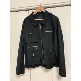 ステュディオス(STUDIOUS)のNOT CONVENTIONAL デザインジャケット(テーラードジャケット)