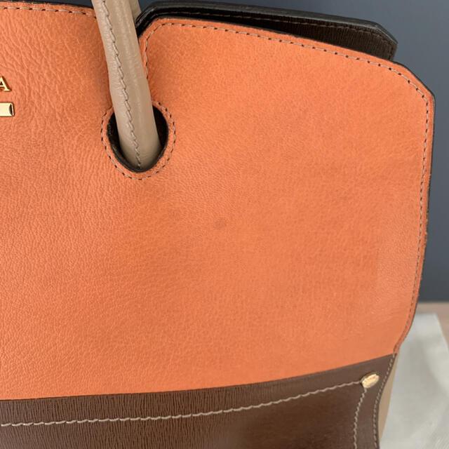 Furla(フルラ)の【イタリア製・定価5.9万】FURLA   オールレザー 2WAYハンドバッグ レディースのバッグ(ハンドバッグ)の商品写真