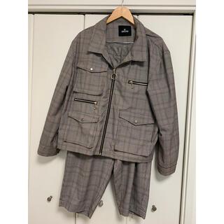 ステュディオス(STUDIOUS)のNOT CONVENTIONAL デザインジャケット セットアップ(テーラードジャケット)
