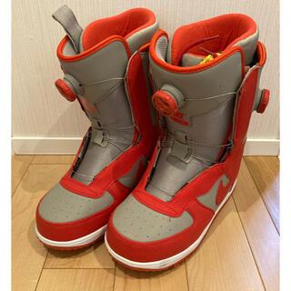 ナイキ(NIKE)のナイキNIKE スノーボードブーツZF1 X BOAダブル27.0cm 27cm(ブーツ)