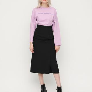 SLY - SLY スライ MIDI丈スカート
