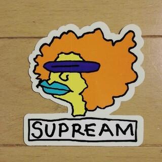 Supreme - SUPREME GONZ RAMM STICKER