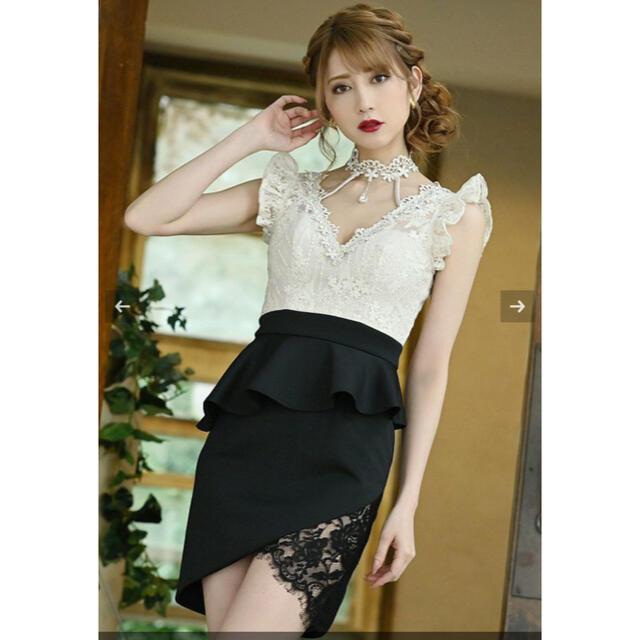 JEWELS(ジュエルズ)の🌸JIJI様ご専用🌸べルシアミニドレス❤️ レディースのフォーマル/ドレス(ナイトドレス)の商品写真