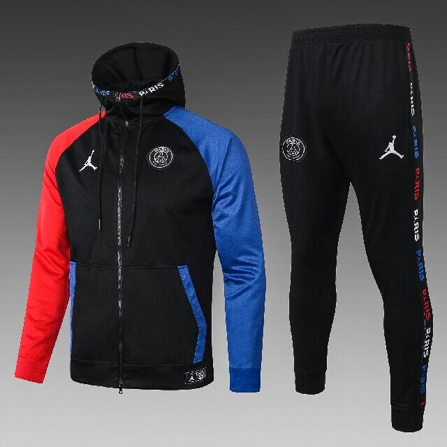 ジョーダン パリ・サンジェルマンpsgドリルベストジャージ長袖のサッカースーツ メンズのトップス(ジャージ)の商品写真