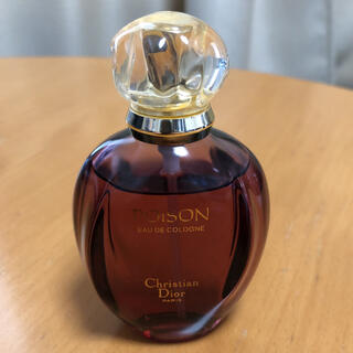 Christian Dior - 廃盤品 CHRISTIAN DIOR クリスチャンディオール プワゾン 50ml