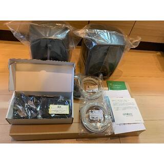 極美品 GENELEC 8330AP SAM GLM Kit付 元箱付(スピーカー)