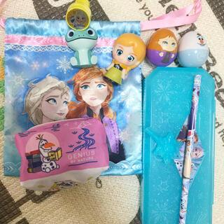 アナトユキノジョオウ(アナと雪の女王)のアナと雪の女王 8点セット(キャラクターグッズ)