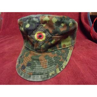 BWドイツ軍/連邦軍*フレクターン迷彩戦闘帽*58cm(実物)(戦闘服)