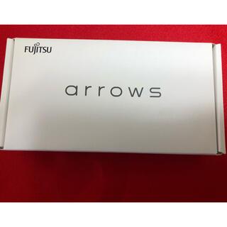 【新品未使用】arrows RX ゴールド Fujitsu 富士通