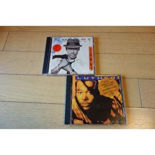 2枚 ルーザーヴァンドロス  Luther Vandross(R&B/ソウル)