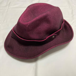 ディーゼル(DIESEL)の新古品【DIESEL】CUINN CAPPELLO ハット 帽子(ハット)