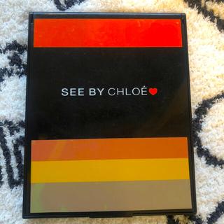 シーバイクロエ(SEE BY CHLOE)のSEE BY CHLOEのミラー(雑誌付録)(ミラー)