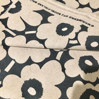 marimekko - マリメッコ 布 約70×50 ハーフカット ウニッコ