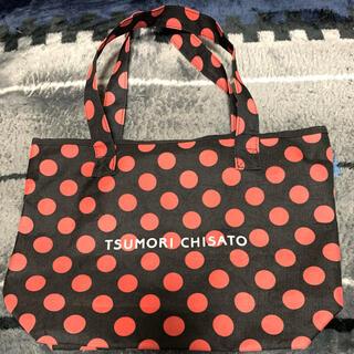 ツモリチサト(TSUMORI CHISATO)のTSUMORI  CHISATO トートバッグ エコバッグ ショルダーバッグ(エコバッグ)
