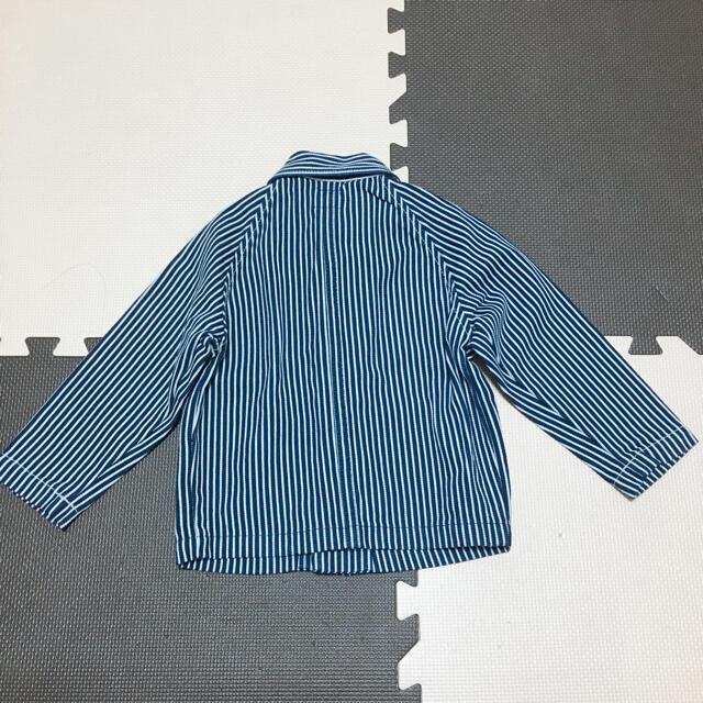 Lee(リー)のLEE ジャケット キッズ/ベビー/マタニティのキッズ服男の子用(90cm~)(ジャケット/上着)の商品写真