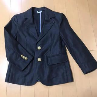 familiar - ファミリア   ブレザー ジャケット ネイビー 110 入学式