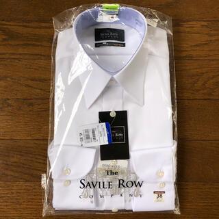 セヴィルロウ(Savile Row)の新品未使用 洋服の青山 The Savile Row ワイシャツ 無地 白(その他)