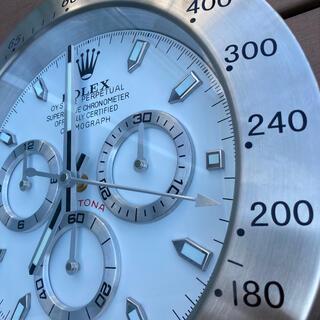 ROLEX - 純正品 デイトナ ロレックス 壁掛け時計 116520 116500 白文字