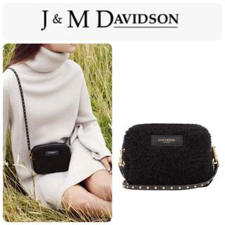 J&M DAVIDSON - 定価10.5万★限定希少新品 J&M DAVIDSON LIPSTICKムートン