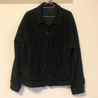 エモダ(EMODA)のEMODA コーデュロイジャケット シャツ(シャツ/ブラウス(長袖/七分))
