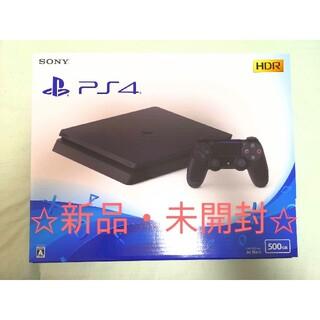 PlayStation4 - SONY PlayStation4 PS4本体 500GB ブラック