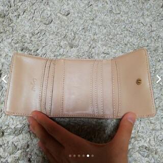 Ungrid - アングリッド Ungrid 三つ折り財布 がま口