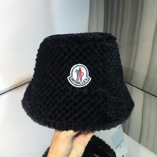 モンクレール(MONCLER)の帽子+スカーフ、2点セット(その他)